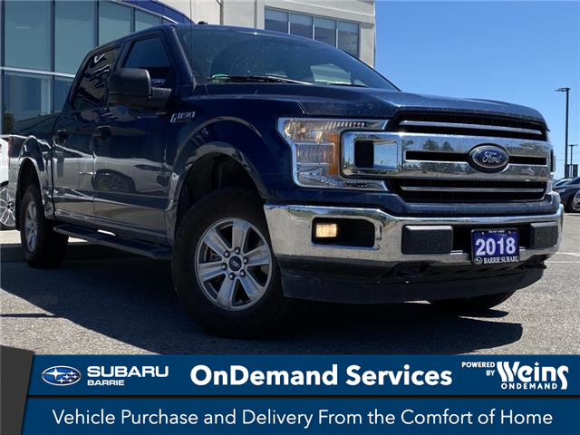 2018 Ford F-150  (Stk: 201189A) in Innisfil - Image 1 of 10