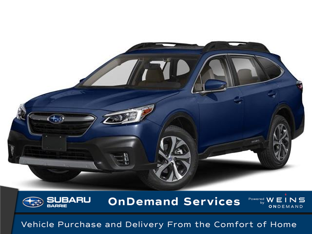 2022 Subaru Outback Limited (Stk: 201317) in Innisfil - Image 1 of 9
