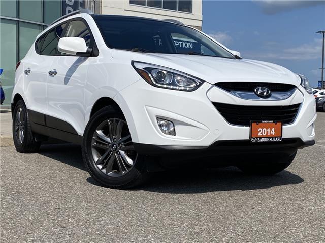 2014 Hyundai Tucson GLS (Stk: 201139A) in Innisfil - Image 1 of 15