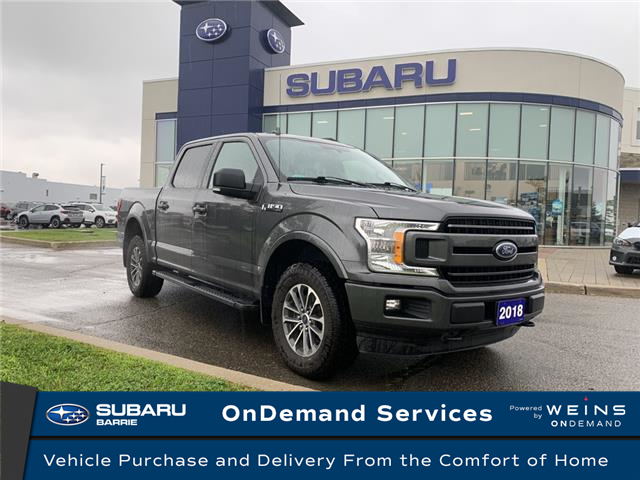 2018 Ford F-150 XLT (Stk: 201119A) in Innisfil - Image 1 of 19