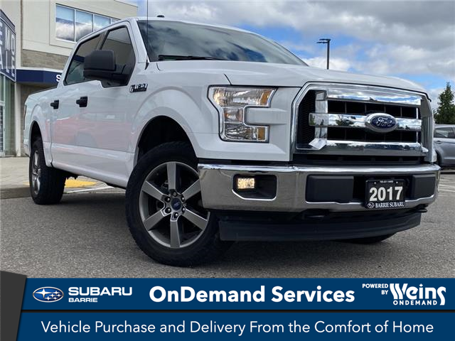 2017 Ford F-150  (Stk: 201377A) in Innisfil - Image 1 of 12