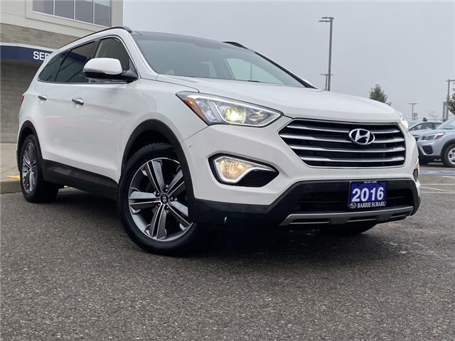 2016 Hyundai Santa Fe XL  (Stk: 201347A) in Innisfil - Image 1 of 4