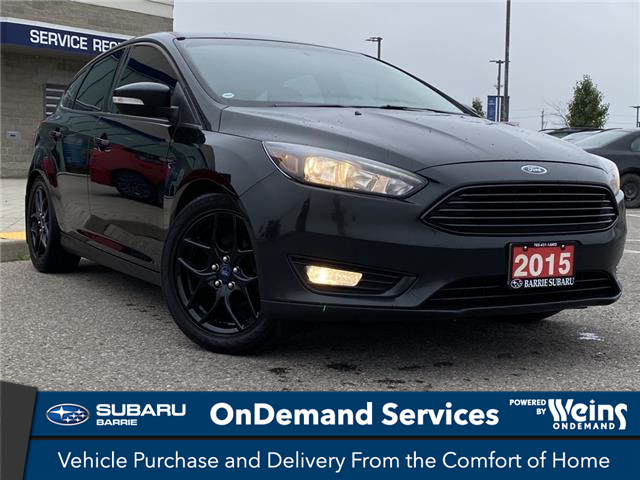 2015 Ford Focus SE (Stk: 201398A) in Innisfil - Image 1 of 9