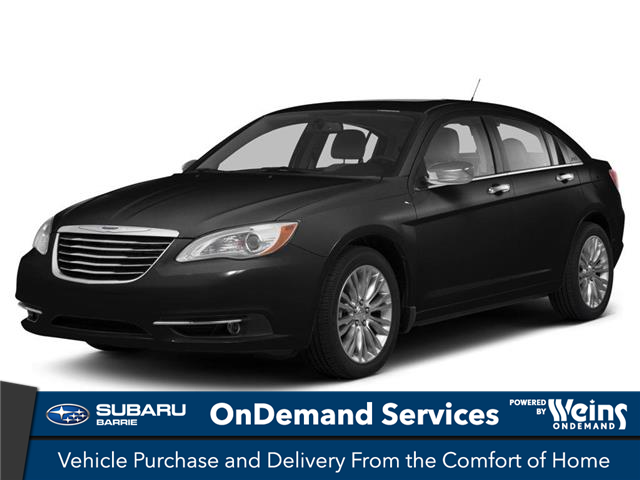 2013 Chrysler 200 Touring (Stk: 201416A) in Innisfil - Image 1 of 5