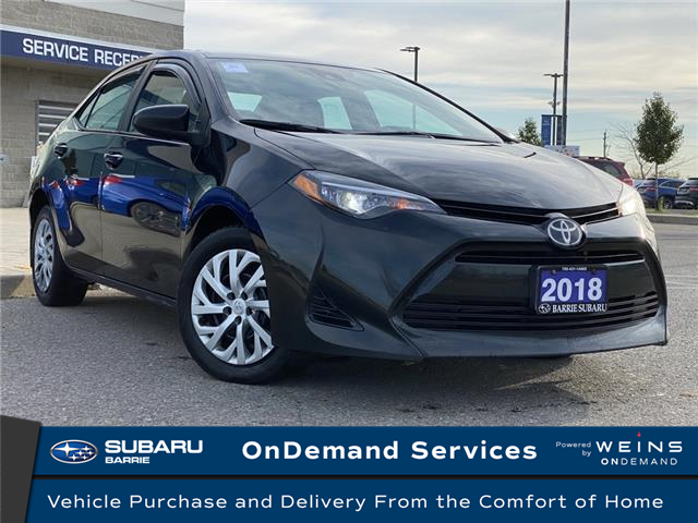 2018 Toyota Corolla LE (Stk: 201413A) in Innisfil - Image 1 of 8