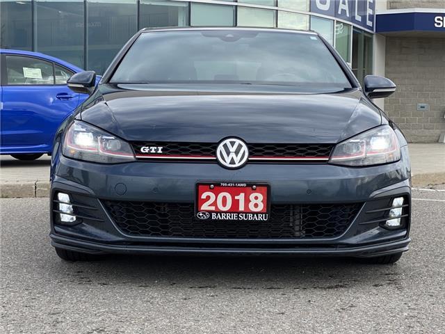 2018 Volkswagen Golf GTI 5-Door Autobahn (Stk: 201431A) in Innisfil - Image 1 of 7