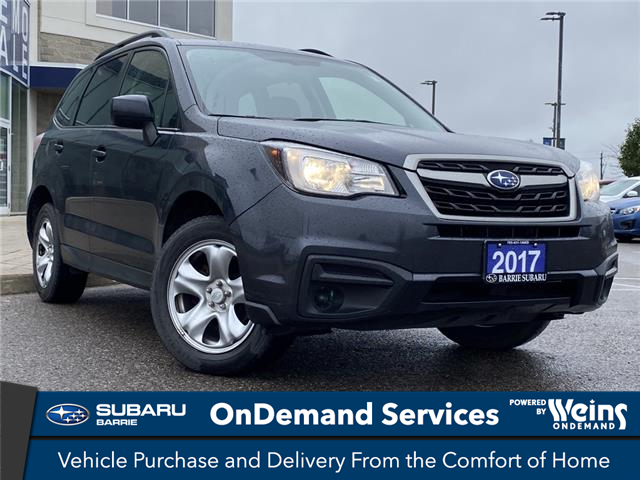2017 Subaru Forester 2.5i (Stk: 201434A) in Innisfil - Image 1 of 9