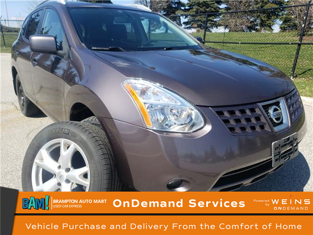 2008 Nissan Rogue SL (Stk: 2127B5) in Brampton - Image 1 of 13
