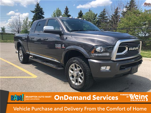 2018 RAM 2500 Longhorn (Stk: 2180BP) in Brampton - Image 1 of 20