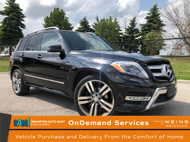 2014 Mercedes-Benz Glk-Class Base (Stk: 2232BP) in Brampton - Image 1 of 13