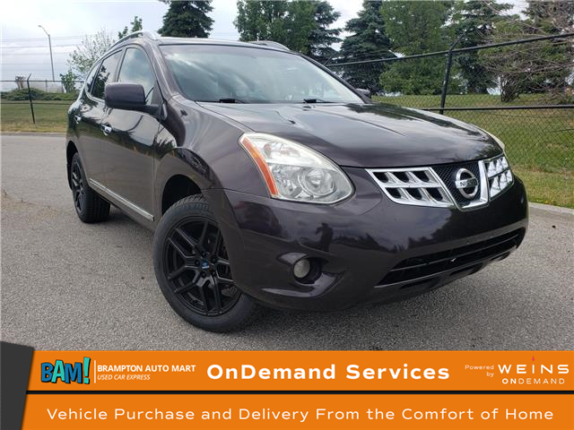 2011 Nissan Rogue SV (Stk: 2282BP) in Brampton - Image 1 of 11