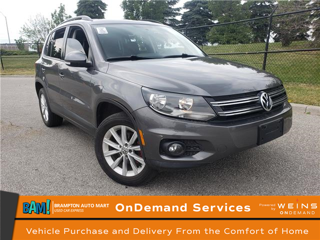 2014 Volkswagen Tiguan Highline (Stk: 2194B10) in Brampton - Image 1 of 16