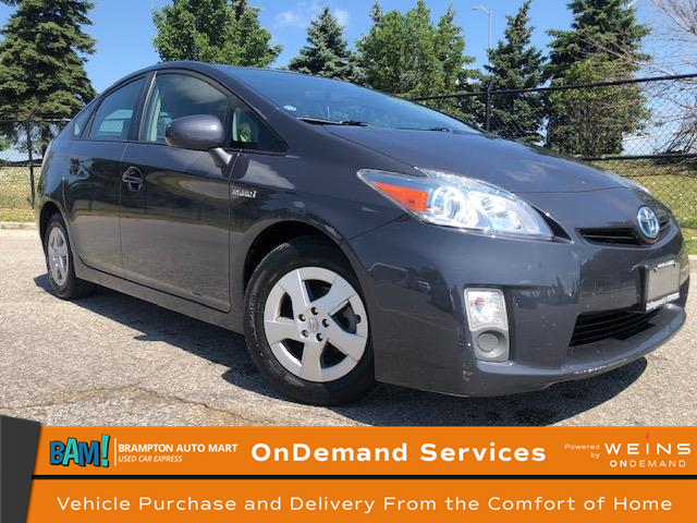 2010 Toyota Prius Base (Stk: 2318B2P) in Brampton - Image 1 of 9