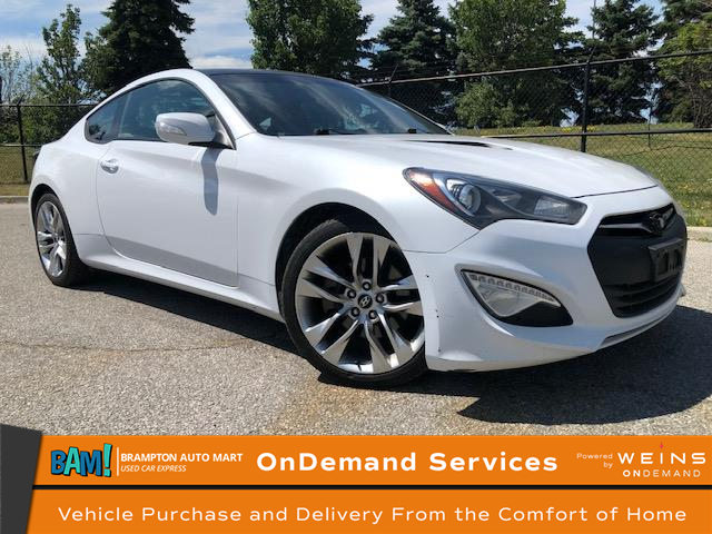 2014 Hyundai Genesis Coupe 2.0T Premium (Stk: 2316BP) in Brampton - Image 1 of 13