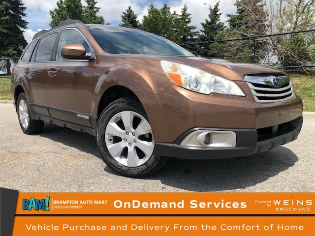 2011 Subaru Outback 2.5 i Limited Package (Stk: 2293B9) in Brampton - Image 1 of 11