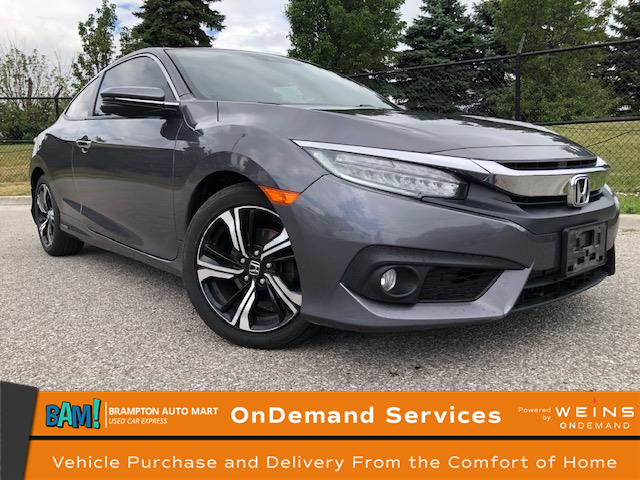 2016 Honda Civic Touring (Stk: 2337BP) in Brampton - Image 1 of 12