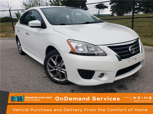 2013 Nissan Sentra 1.8 SV (Stk: 2315BP) in Brampton - Image 1 of 18