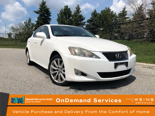 2006 Lexus IS 250 Base (Stk: 2442BH3) in Brampton - Image 1 of 13