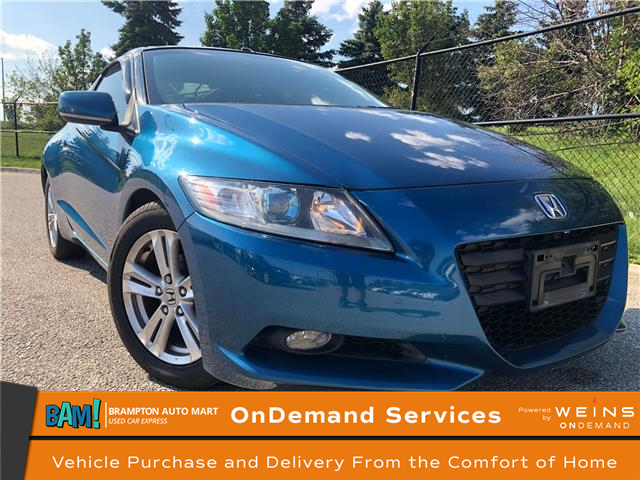 2011 Honda CR-Z Base (Stk: 2359BP) in Brampton - Image 1 of 7