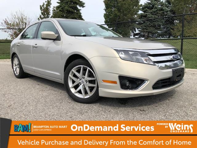 2010 Ford Fusion SEL (Stk: 2523B12) in Brampton - Image 1 of 11