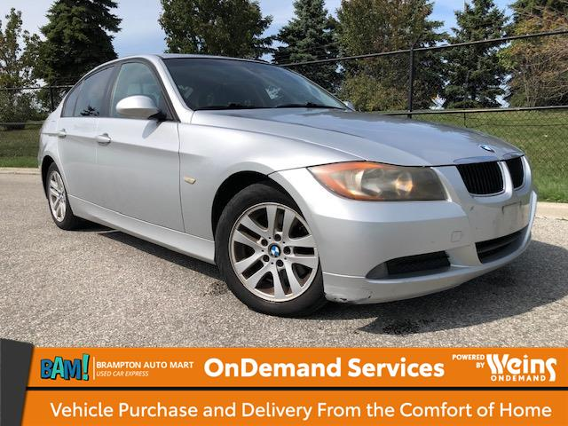 2008 BMW 323i  (Stk: 2555B4) in Brampton - Image 1 of 10