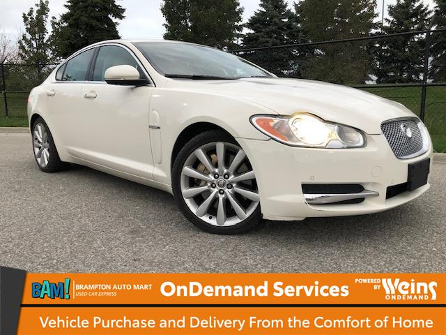 2010 Jaguar XF Premium Luxury (Stk: 2554B4) in Brampton - Image 1 of 12
