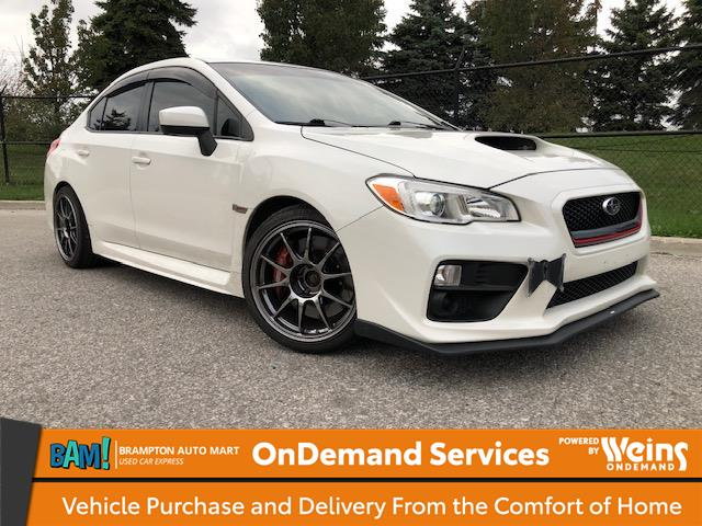 2015 Subaru WRX Sport Package (Stk: 2551BP) in Brampton - Image 1 of 11