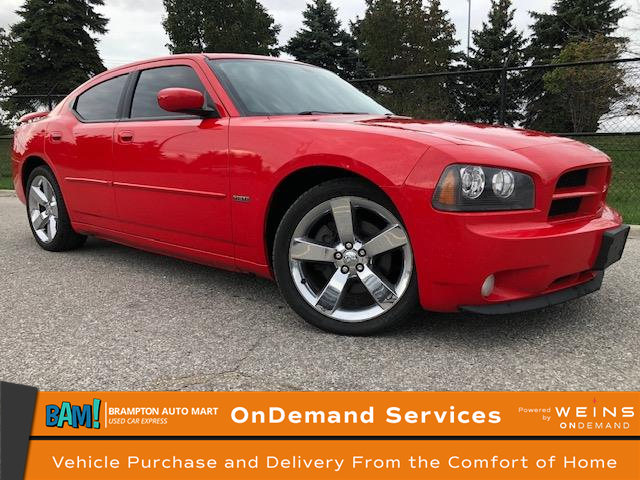 2010 Dodge Charger R/T (Stk: 2493BP) in Brampton - Image 1 of 14