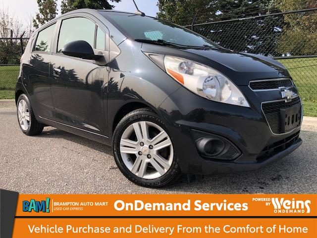 2013 Chevrolet Spark LS Manual (Stk: 2559B12) in Brampton - Image 1 of 10
