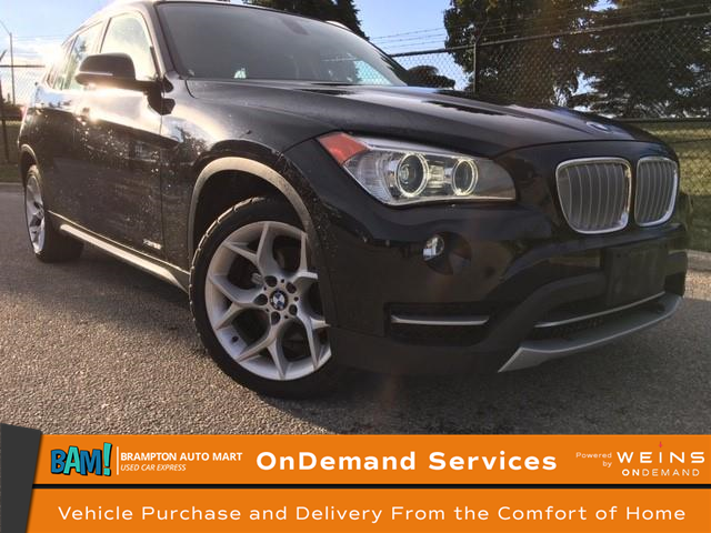 2014 BMW X1 xDrive28i (Stk: 2593B4) in Brampton - Image 1 of 11