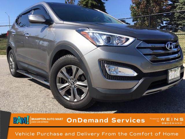 2014 Hyundai Santa Fe Sport 2.4 Luxury (Stk: 2611B3) in Brampton - Image 1 of 12