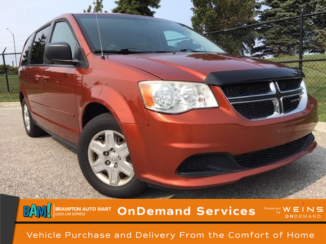 2012 Dodge Grand Caravan SE/SXT (Stk: 2491BH10) in Brampton - Image 1 of 13