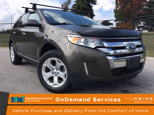 2011 Ford Edge SEL (Stk: 2610BPH) in Brampton - Image 1 of 14