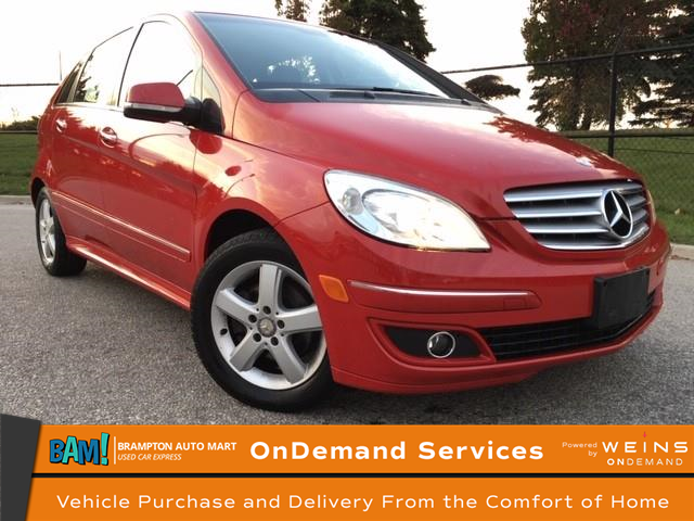2008 Mercedes-Benz B-Class Base (Stk: 2624B3) in Brampton - Image 1 of 12
