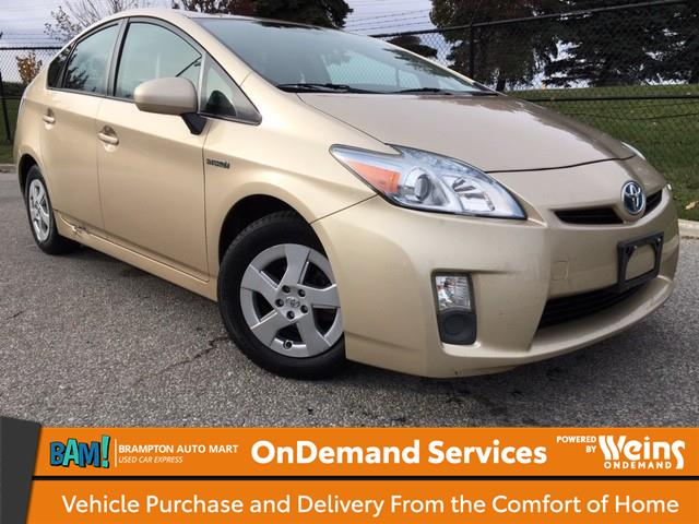 2010 Toyota Prius Base (Stk: 2651B4) in Brampton - Image 1 of 13