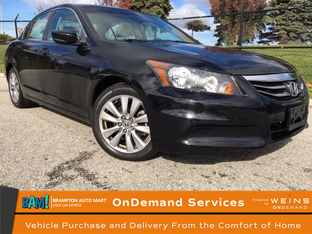 2011 Honda Accord EX-L (Stk: 2666B3) in Brampton - Image 1 of 14