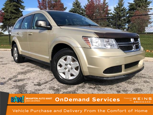2011 Dodge Journey Canada Value Package (Stk: 2671BH10) in Brampton - Image 1 of 12