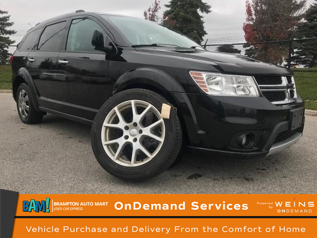 2015 Dodge Journey R/T (Stk: 2728BP) in Brampton - Image 1 of 21