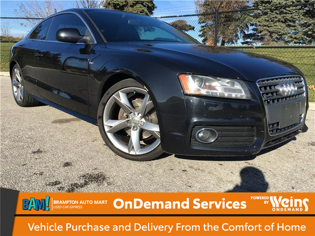 2010 Audi A5 2.0T (Stk: 2702B) in Brampton - Image 1 of 14