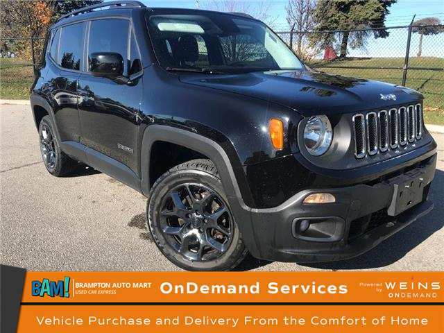 2015 Jeep Renegade North (Stk: 2750BT1) in Brampton - Image 1 of 19