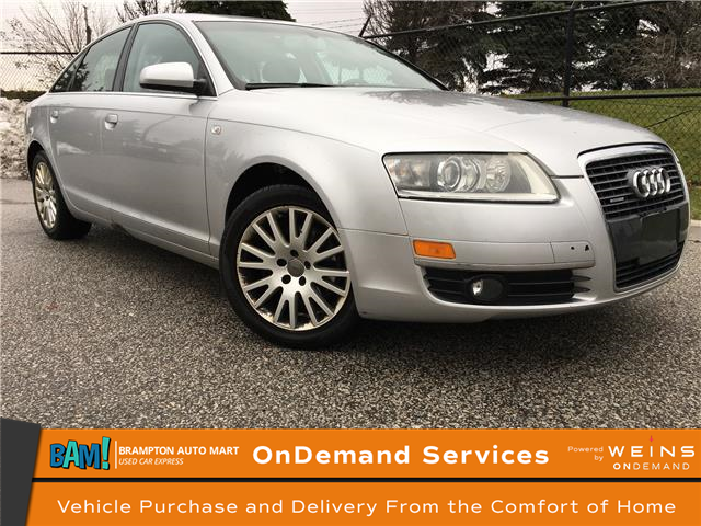 2006 Audi A6 3.2 (Stk: 2837B12) in Brampton - Image 1 of 18