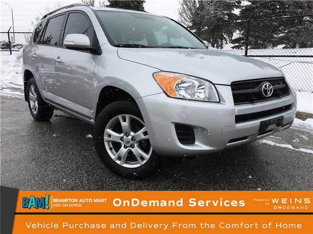 2011 Toyota RAV4 Base (Stk: 2877BH9) in Brampton - Image 1 of 14