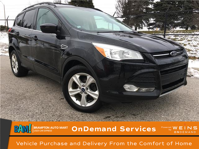 2013 Ford Escape SE (Stk: 2987BT7) in Brampton - Image 1 of 15