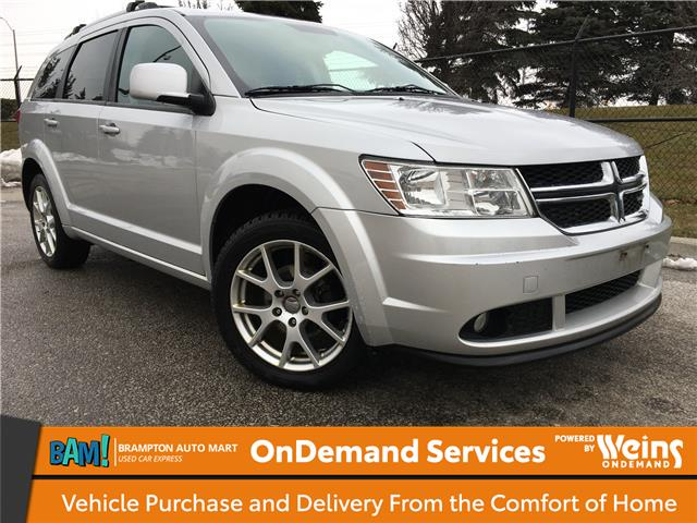 2011 Dodge Journey SXT (Stk: 3005B12) in Brampton - Image 1 of 15