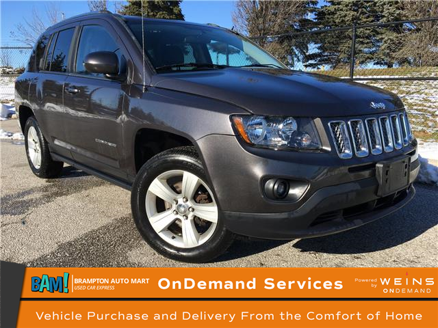 2014 Jeep Compass Sport/North (Stk: 3001BP) in Brampton - Image 1 of 14