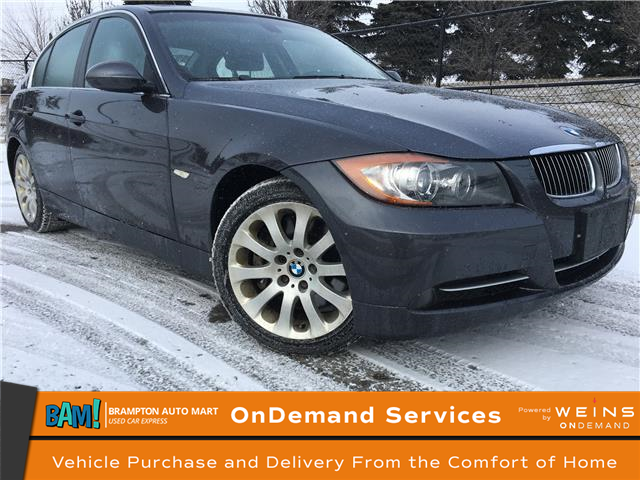 2008 BMW 335i  (Stk: 3133B2) in Brampton - Image 1 of 14