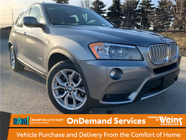 2014 BMW X3 xDrive28i (Stk: 3274BT) in Brampton - Image 1 of 22