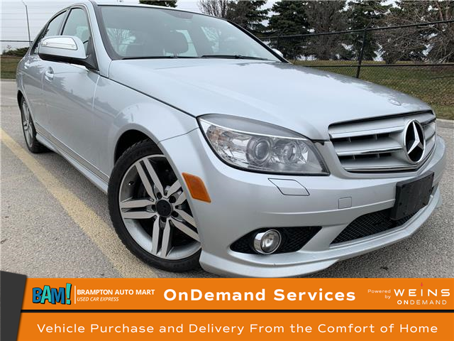 2009 Mercedes-Benz C-Class Base (Stk: 3289B5) in Brampton - Image 1 of 16