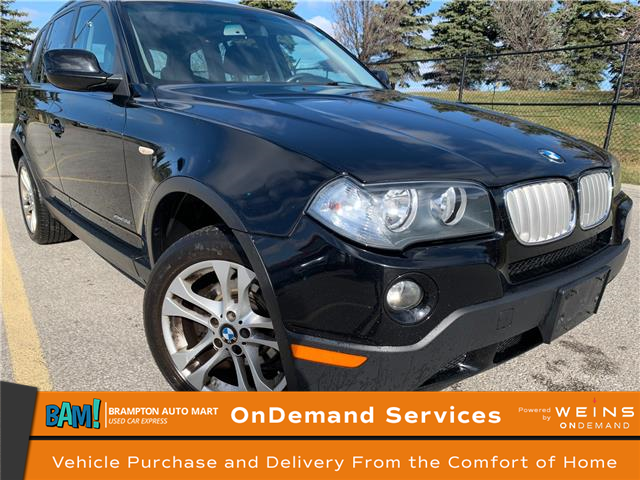 2010 BMW X3 xDrive30i (Stk: 3281B4) in Brampton - Image 1 of 17