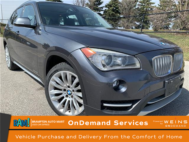 2013 BMW X1 xDrive28i (Stk: 3247BP) in Brampton - Image 1 of 16